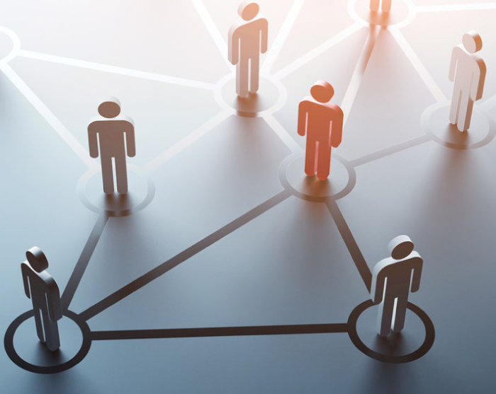 Vernetzt - Netzwerk Medizin, Pharma, Wirtschaft